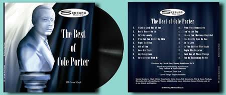 Seeburg 1000 Cole Porter LP