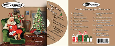 SEEBURG1000-Twelve-Songs-For-Christmas-CD