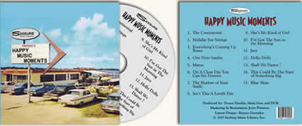 Seeburg 1000 Happy Moments CD Available
