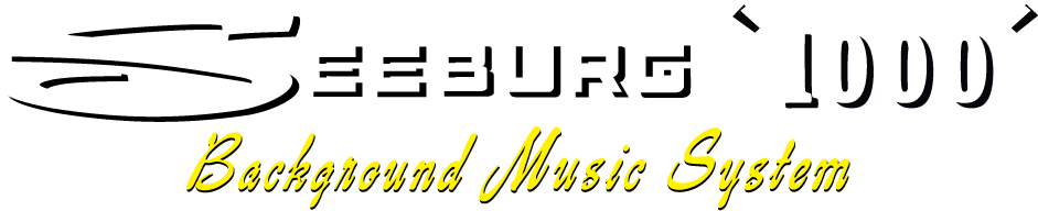 Seeburg 1000 Background Music Internet Radio