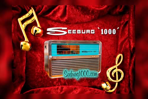 Seeburg 1000 Holiday Music