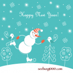 seeburg-1000-happy-new-year-snowman-bird-december-2020